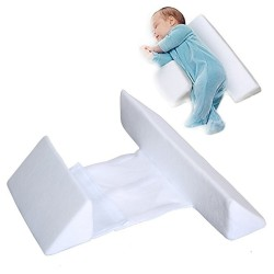 Sleep positioner - anti roll - baby pillow