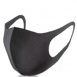 Anti-bacterial protective face mask - dust proof - washable