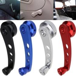 Uniwersalny - podnośnik szyb samochodowych - korba ze stopu aluminium - 2 sztuki