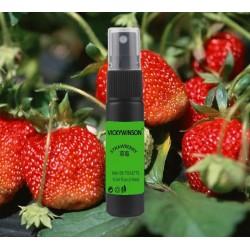 Fragancia de fresa - spray corporal - perfume 10 ml