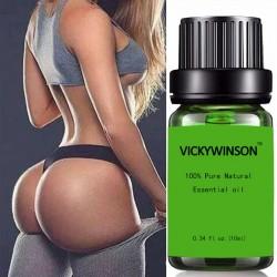 Olejek eteryczny wzmacniający pośladki - skuteczny liftingujący olejek do masażu