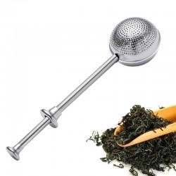 Zaparzacz do herbaty ze stali nierdzewnej - sitko - filtr
