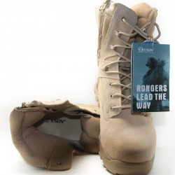 Special Force - military - leather boots