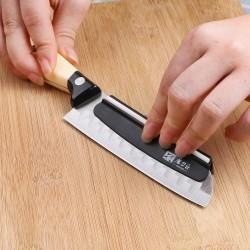 Afftage de couteau Guide dangle aiguiseur de couteau de cuisine afftage de prcision rapide Gadge