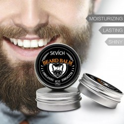 Natural Beard Balm Beard Conditioner Professional For Beard Growth Organic Mustache Wax For beard Sm