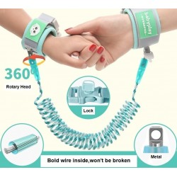 Band - wrist leash - anti-lost bracelet - for kids