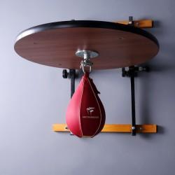 Profesjonalna piłka bokserska z wieszakiem - speed ball