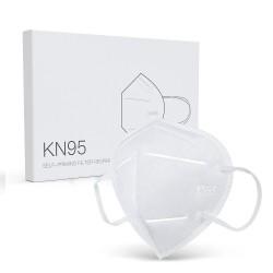 KN95 PM2.5 maska na twarz - maska na usta - antybakteryjna - filtr nano - 5 lub 10 sztuk