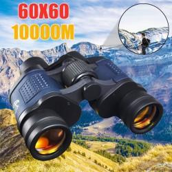 High clarity telescope - 60X60 binoculars - Hd 10000M - night vision - zoom