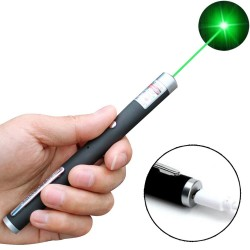 Laser pen - laser pointer - USB rechargeable 5mW 532nm