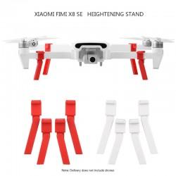 Fahrwerk für Xiaomi FIMI X8 SE - Kameraschutz - verlängerte Füße