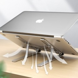 MacBook Adjustable Stand - Aluminum Alloy