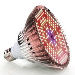 E27 30W - 50W - 80W - 100W Full Spectrum LED Plant Grow Light