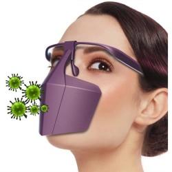 Half face masks - bacteria proof