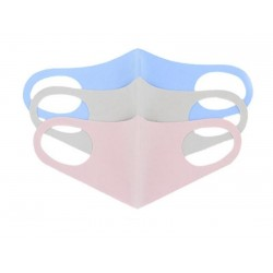 10 pieces - face / mouth mask - anti-pollution - dust-proof - washable
