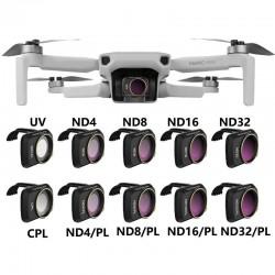 Camera lens filter - MCUV - ND4 - ND8 - ND16 - ND32 - mini drone