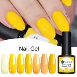 Nail gel polish - 7.5ml - UV gel - nail art - multi colours
