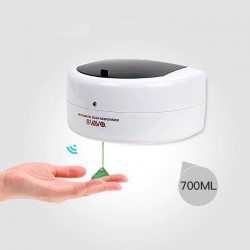 700ml - wall mounted automatic liquid soap dispenser - infrared sensor