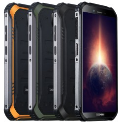 DOOGEE S40 Pro Global Version - dual sim - 5.45 inch - NFC - Android 10 - 4650mAh - 4GB 64GB - Helio A25 - 4G