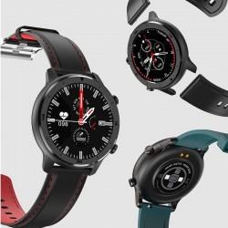 Smart Watch - Unisex - 1.3 inch - Full Touch Screen - Pedometer - Waterproof - Heart Rate