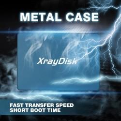 XrayDisk SSD 2.5'' SATA3 - Hard Drive Disk - 60GB - 120GB - 128GB - 240GB - 256GB - 480GB - 512BG