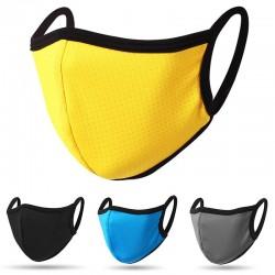 3PCS - Breathable - Cotton Mask - Dustproof - 3 Colours