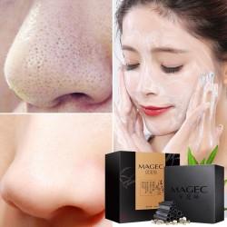 Hot Bamboo Charcoal - Handmade Soap - Clean Skin - Whitening Soap - Blackhead Remover