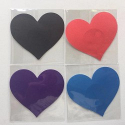 10 pairs/lot - Heart shape - Nipple Covers