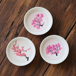 Japanese Magic - Sakura Cup - Color Changing - Flower - Ceramic