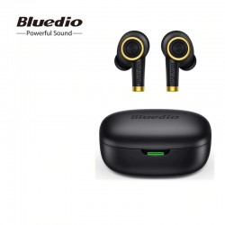 Bluedio - Wireless Earphones - Bluetooth 5.0 - Waterproof