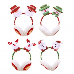 Fashion Christmas winter earmuffs - headband for kids