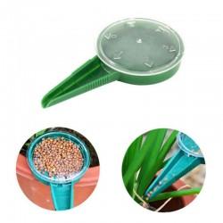 Mini seed sower - adjustable size