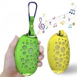 MG X1 - mini mango - Bluetooth speaker - waterproof - with metal hook