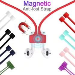 Câble magnétique anti-perte AirPods - silicone