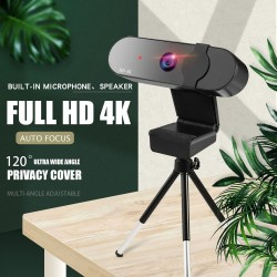 HD 4K 2K Web camera - 1080P - PC - computer - autofocus - USB - microphone