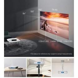 BYINTEK U50 / U50 Pro - full HD - 1080P - 2K 3D 4K - Android - Wifi - LED DLP mini projector