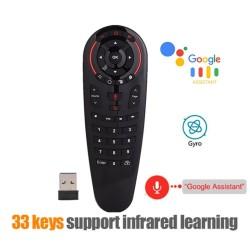 G30S - Voice Air Mouse - Inteligentny pilot do Android TV Box X96