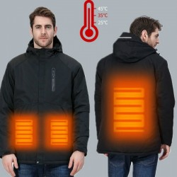 Infrared heating jacket - electric thermal jacket