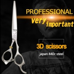 Stainless steel - professional hair scissor