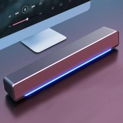 Soundbar - głośnik bezprzewodowy - z subwooferem - Bluetooth 5.0 - TV - laptop - PC