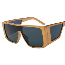 Square sunglasses - oversized - UV400 - unisex