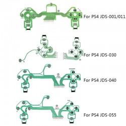 PS4 Dualshock 4 Pro Slim Controller - Ersatztasten - Farbbandplatine - leitende Folie - Flexkabel