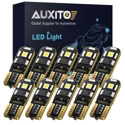 W5W - T10 - żarówka LED Canbus - 10 sztuk