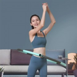 Smart Bluetooth hula hoop - calorie counting - somatosensory recognition - adjustable loop - LED display