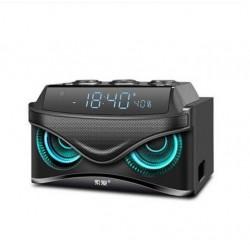 S68 - 25W - bezprzewodowy głośnik Bluetooth - stereo - obsługa karty TF - design sowy