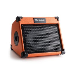 Music amplifier - outdoor speaker - for guitars / electric guitars