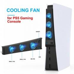 PS5 - USB - Lüfter - externer Host - digitale Ausgabe - optisches Laufwerk - Ultra HD