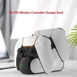 DualSense PS5 Wireless Controller - Dual-USB-Ladestation - LED-Anzeige