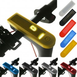 Xiaomi M365/Pro - electric scooter - silicone protective cover - for dashboard
