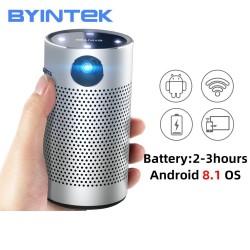 P7 - Smart - Android - Wifi - 1080P - 4K - mini projektor LED